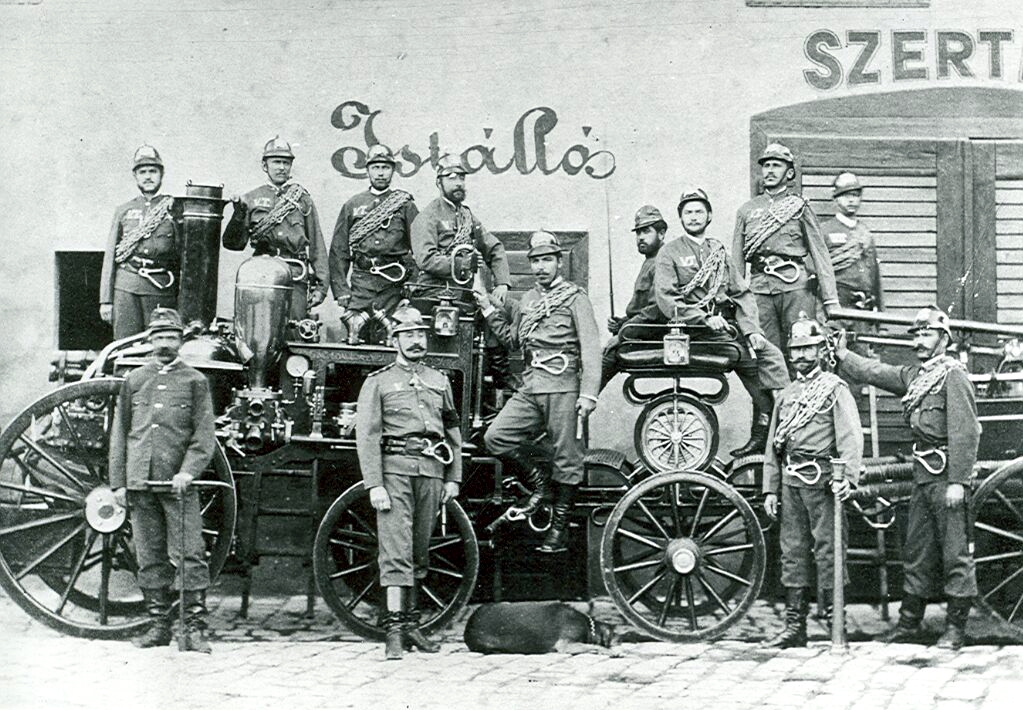 150 éves a tűzoltóság