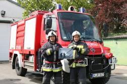 Zalaegerszegi tűzoltók a képeikkel