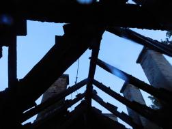 Egykori honvédlaktanya elhagyatott épülete égett Nagykanizsán